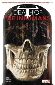 Death Of Inhumans (Paperback) Graphic Novels published by Marvel Comics