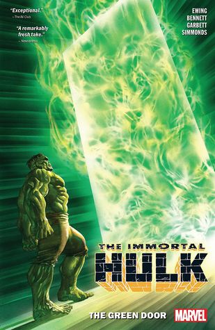 Immortal Hulk (Paperback) Vol 02 Green Door Graphic Novels published by Marvel Comics
