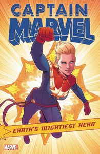 Captain Marvel Earths Mightiest Hero (Paperback) Vol 05 Graphic Novels published by Marvel Comics