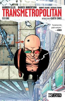 Transmetropolitan (Paperback) Book 01 (Mature) Graphic Novels published by Dc Comics
