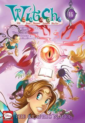Witch Part 5 Book Of Elements Gn Vol 04 (W.i.t.c.h.: The Graphic Novel #16) Graphic Novels published by Jy