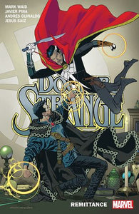 Doctor Strange By Mark Waid (Paperback) Vol 02 Remittance Graphic Novels published by Marvel Comics