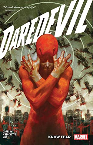 Daredevil By Chip Zdarsky (Paperback) Vol 01 Know Fear Graphic Novels published by Marvel Comics
