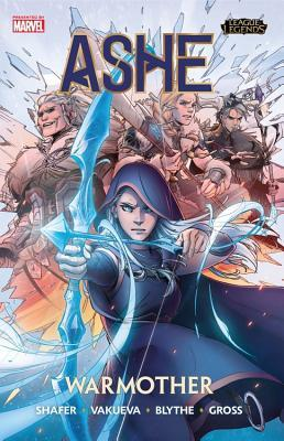 League Of Legends Ashe (Paperback) Warmother Graphic Novels published by Marvel Comics