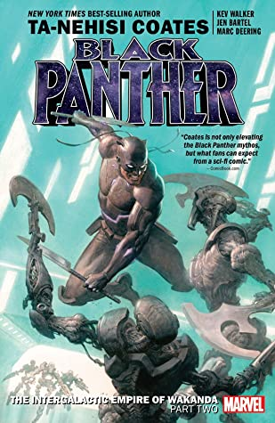 Black Panther (Paperback) Book 07 Interg Empire Wakanda Pt 02 Graphic Novels published by Marvel Comics