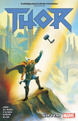 Thor (Paperback) Vol 03 Wars End Graphic Novels published by Marvel Comics