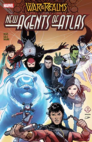 War Of Realms New Agents Of Atlas (Paperback) Graphic Novels published by Marvel Comics