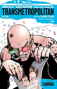 Transmetropolitan (Paperback) Book 02 (Mature) Graphic Novels published by Dc Comics