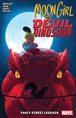 Moon Girl And Devil Dinosaur (Paperback) Vol 08 Yancy Street Legends Graphic Novels published by Marvel Comics