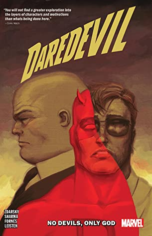 Daredevil By Chip Zdarsky (Paperback) Vol 02 No Devils Only God Graphic Novels published by Marvel Comics