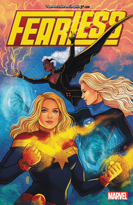 Fearless (Paperback) Graphic Novels published by Marvel Comics