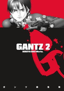 Gantz (Paperback) Vol 02 (Mature) Manga published by Dark Horse Comics