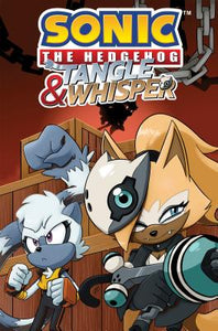 Sonic The Hedgehog Tangle & Whisper (Paperback) Vol 01 Graphic Novels published by Idw Publishing