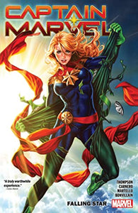Captain Marvel (Paperback) Vol 02 Falling Star Graphic Novels published by Marvel Comics