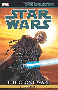Star Wars Legends Epic Collection Clone Wars (Paperback) Vol 03 Graphic Novels published by Marvel Comics