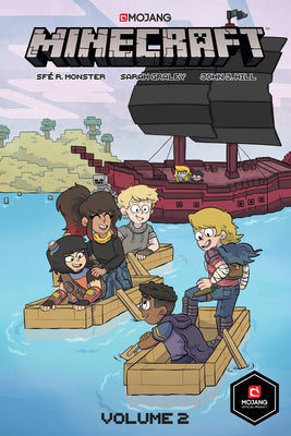 Minecraft (Paperback) Vol 02 Graphic Novels published by Dark Horse Comics