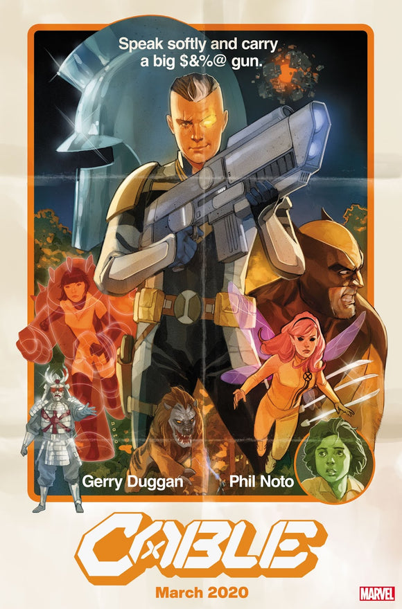 Cable By Gerry Duggan (Paperback) Vol 01 Graphic Novels published by Marvel Comics