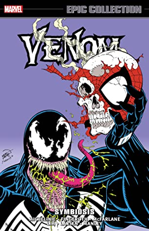 Venom Epic Collection (Paperback) Symbiosis Graphic Novels published by Marvel Comics