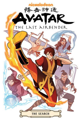Avatar Last Airbender Search Omnibus (Paperback) Graphic Novels published by Dark Horse Comics