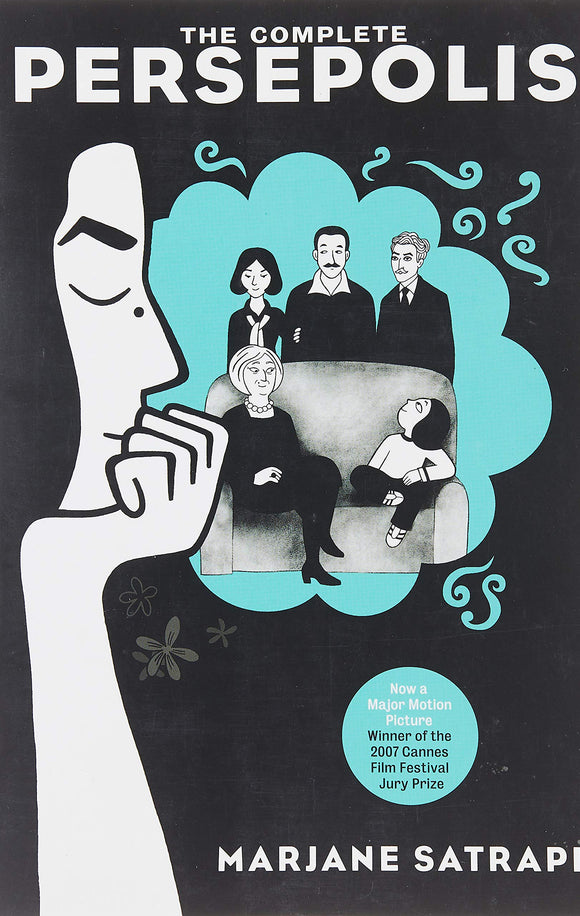 Complete Persepolis (Paperback) Graphic Novels published by Pantheon Books
