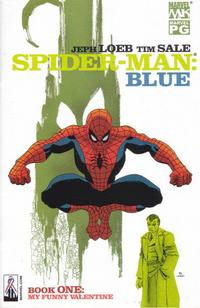Spider-Man Blue (2002 Marvel) #1 (VF) Comic Books published by Marvel Comics