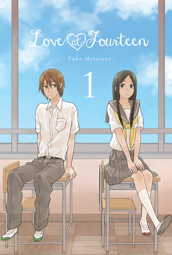 Love At Fourteen Gn Vol 01 Manga published by Yen Press
