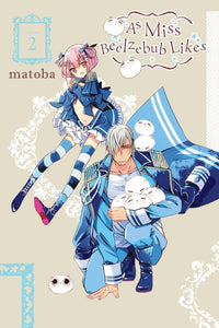 As Miss Beelzebub Likes Gn Vol 02 Manga published by Yen Press
