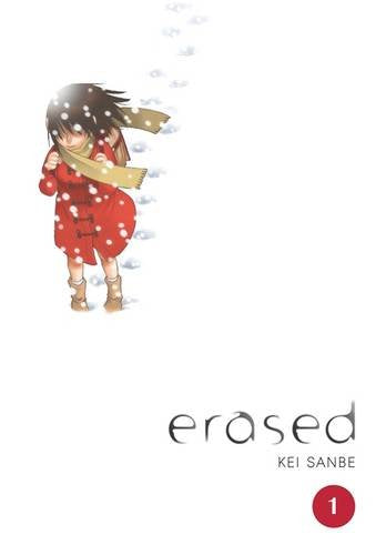 Erased Gn Vol 01 Manga published by Yen Press