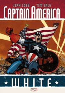Captain America (Paperback) White Graphic Novels published by Marvel Comics