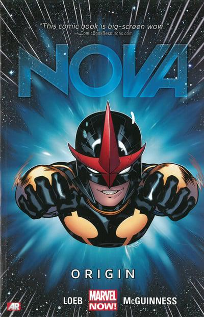 Nova (Paperback) Vol 01 Origin Graphic Novels published by Marvel Comics