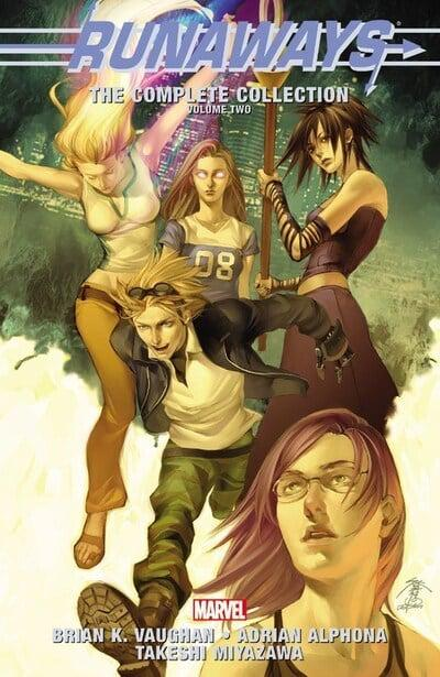 Runaways Complete Collection (Paperback) Vol 02 Graphic Novels published by Marvel Comics