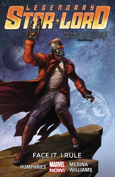 Legendary Star-Lord (Paperback) Vol 01 Face It I Rule Graphic Novels published by Marvel Comics