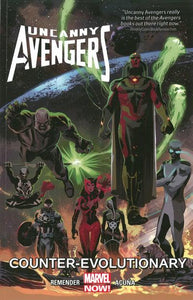 Uncanny Avengers (Paperback) Vol 01 Counter Evolutionary Graphic Novels published by Marvel Comics