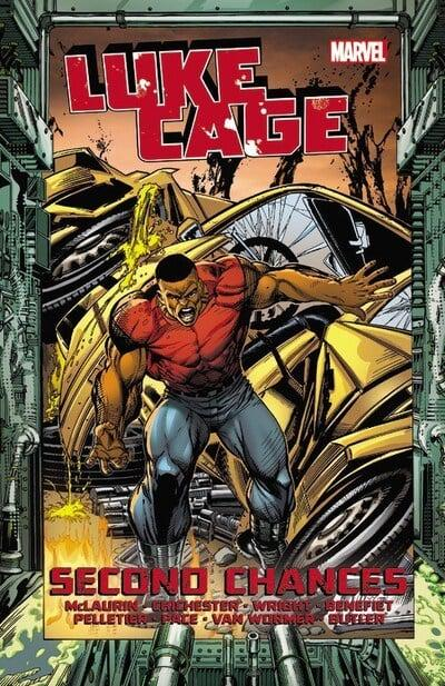 Luke Cage (Paperback) Vol 02 Second Chances Graphic Novels published by Marvel Comics
