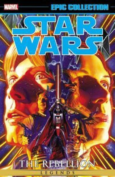 Star Wars Legends Epic Collection (Paperback) Vol 01 Rebellion Graphic Novels published by Marvel Comics