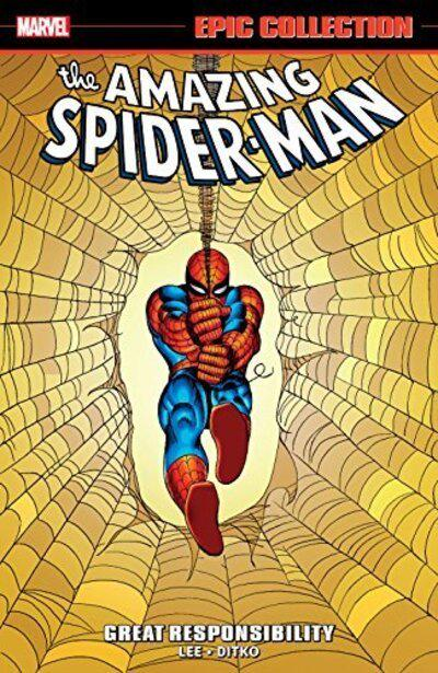Amazing Spider-Man Epic Collection Great Responsibility (Paperback) Graphic Novels published by Marvel Comics