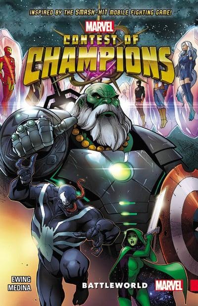 Contest Of Champions (Paperback) Vol 01 Battleworld Graphic Novels published by Marvel Comics