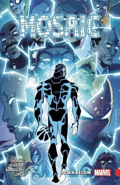 Mosaic (Paperback) Vol 02 Down Below Graphic Novels published by Marvel Comics