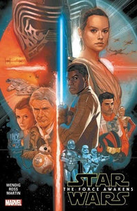 Star Wars Force Awakens Adapatation (Paperback) Graphic Novels published by Marvel Comics