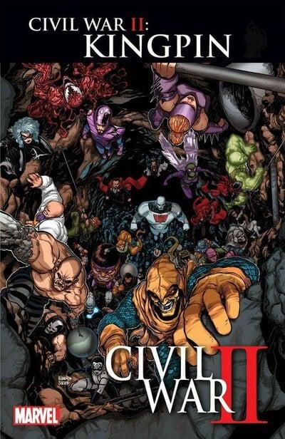 Civil War Ii Kingpin (Paperback) Graphic Novels published by Marvel Comics