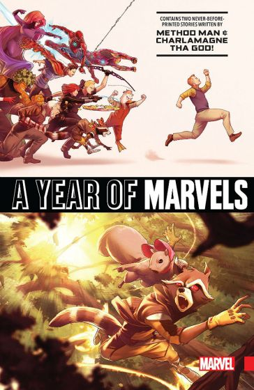A Year Of Marvels (Paperback) Graphic Novels published by Marvel Comics