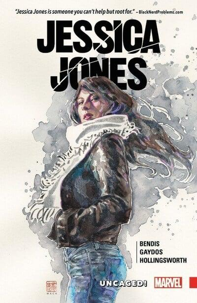 Jessica Jones (Paperback) Vol 01 Uncaged Graphic Novels published by Marvel Comics