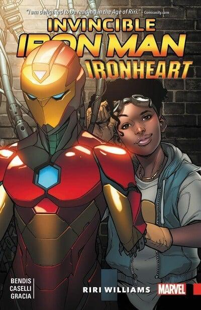 Invincible Iron Man Ironheart (Paperback) Vol 01 Riri Williams Graphic Novels published by Marvel Comics