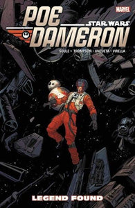 Star Wars Poe Dameron (Paperback) Vol 04 Legend Found Graphic Novels published by Marvel Comics