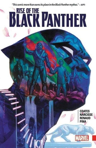 Rise Of The Black Panther (Paperback) Graphic Novels published by Marvel Comics