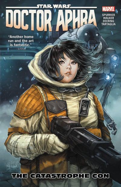 Star Wars Doctor Aphra (Paperback) Vol 04 Catastrophe Con Graphic Novels published by Marvel Comics