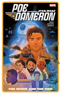 Star Wars Poe Dameron (Paperback) Vol 05 Spark Fire Graphic Novels published by Marvel Comics