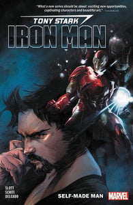Tony Stark Iron Man (Paperback) Vol 01 Self Made Man Graphic Novels published by Marvel Comics