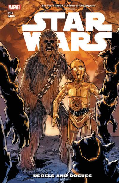 Star Wars (Paperback) Vol 12 Rebels And Rogues Graphic Novels published by Marvel Comics