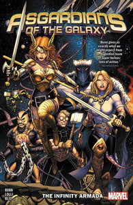 Asgardians Of The Galaxy (Paperback) Vol 01 Infinity Armada Graphic Novels published by Marvel Comics